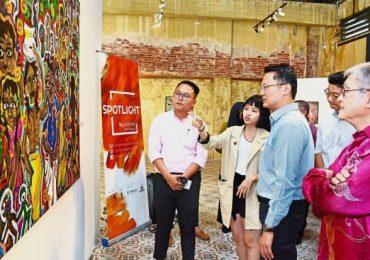 Letting youths speak through art