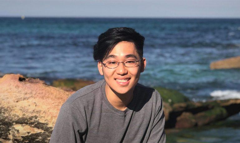 19-year-old Ryan Ng tells us how social media helps him make better art