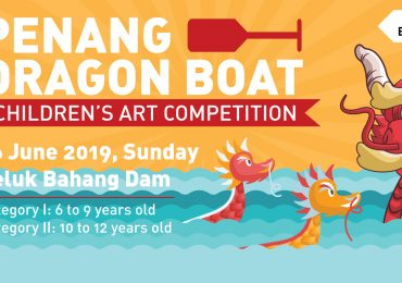 Penang Dragon Boat | Children's Art Competition