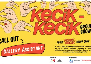 kecik-kecik Group Show | Call for Gallery Assistant