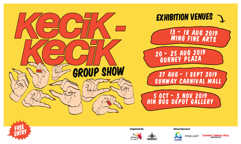 kecik-kecik Group Show