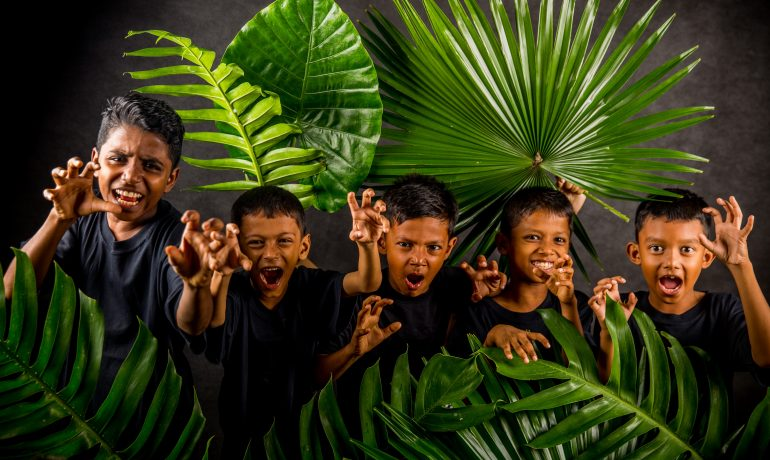 Refugee or not, children reveal their own voices in upcoming musical