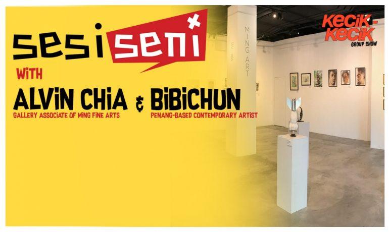 Alvin Chia & Bibichun // Ming Fine Arts