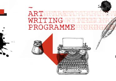 PAD Art Writing Programme