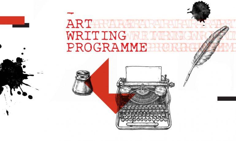 PAD Art Writing Programme