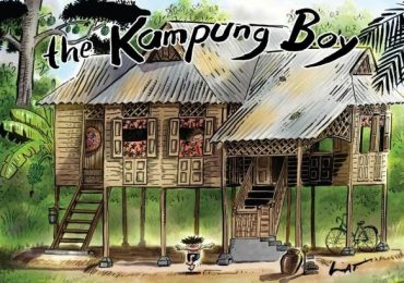 Drawings that tell uniquely Malaysian stories