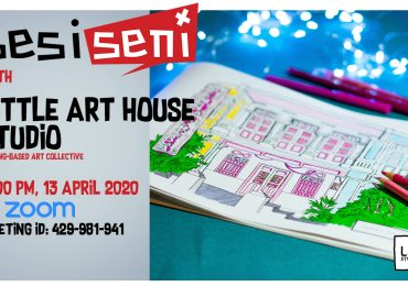 Little Art House Studios // Art Collective