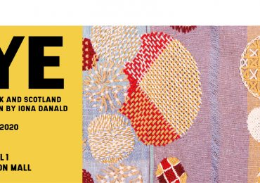 AYE : Across Sarawak and Scotland, a solo exhibition by Iona Danald
